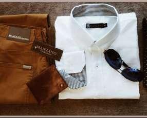 Camisas mangas largas Manzano