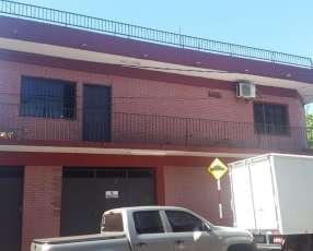 Edificio con salones y departamentos en Asunción J4048