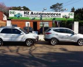 Hyundai Tucson y Sportage diésel recién importados