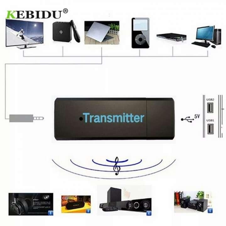 Transmisor Bluetooth Adaptador - 2