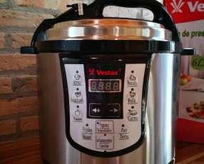 Olla de presión eléctrica 6 litros