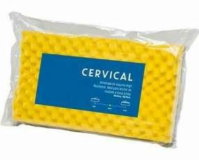 Almohada cervical espuma soft perfilada