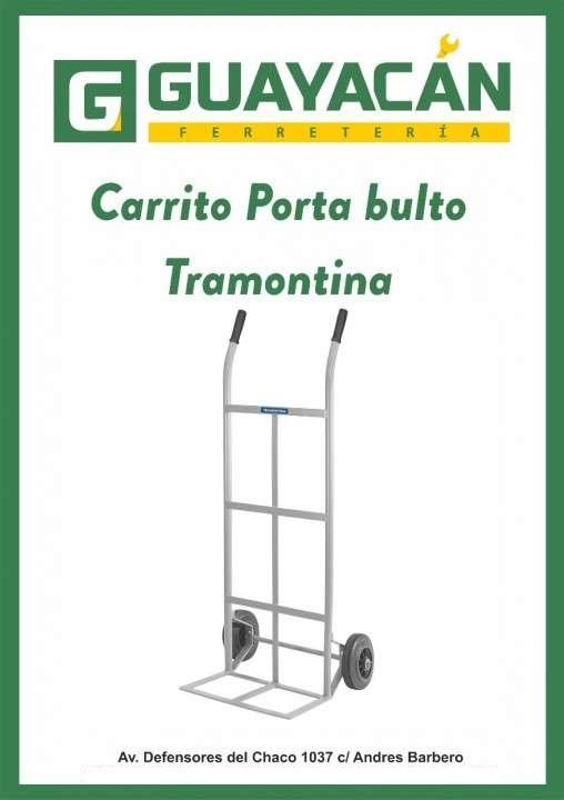 Carro portabulto Tramontina