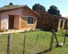 Casa en Itauguá km 21