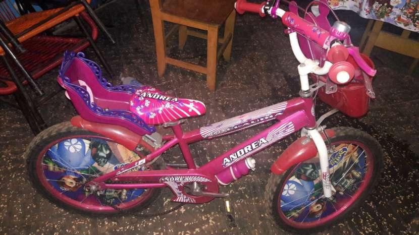 Bicicleta para nena de 6 a 12 años