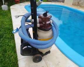 Filtro Vulcano Vc10 para piscinas de hasta 20.000 litros