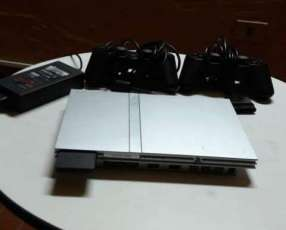 Play Station 2 gris