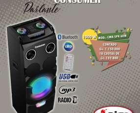 Parlante Consumer 1000 W