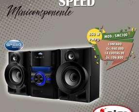 Minicomponente Speed 850w