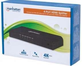 Manhattan 4-Port HDMI Splitter