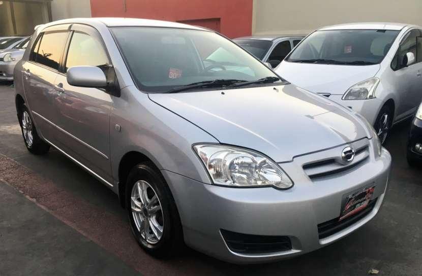 Toyota Runx 2005 Recién Importado