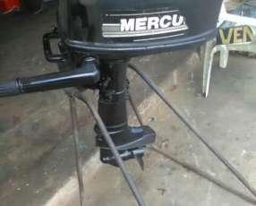 Motor fuera de borda marca Mercury de 5 hp