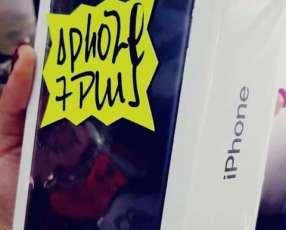iPhone 7 plus 128 gb en caja sellada garantía escrita