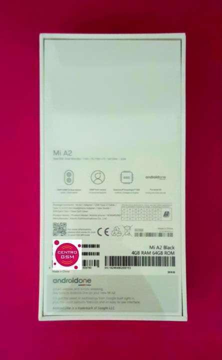 Xiaomi Mi A2 de 64 gb nuevos en caja - 1