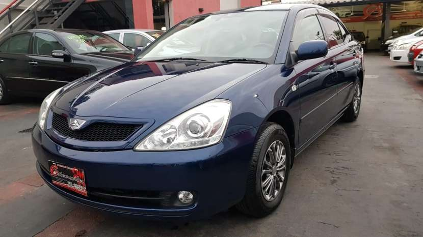 Toyota Allion 2005 full Equipo
