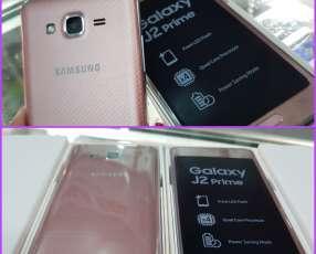 Samsung Galaxy J2 Prime nuevo más protectores