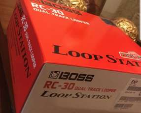 Pedal para loop Boss RC-30