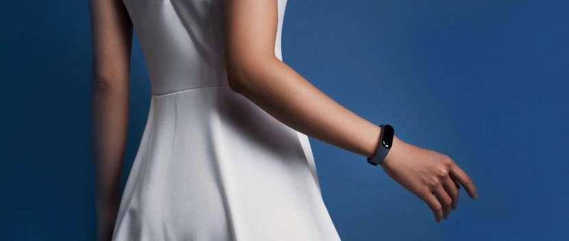 Pulsera smart Fitness Xiaomi Mi Band 3 - 4