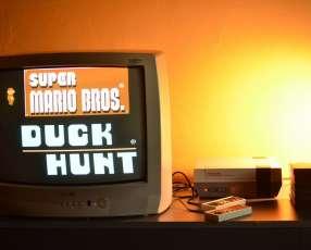 Nintendo NES + TV 20