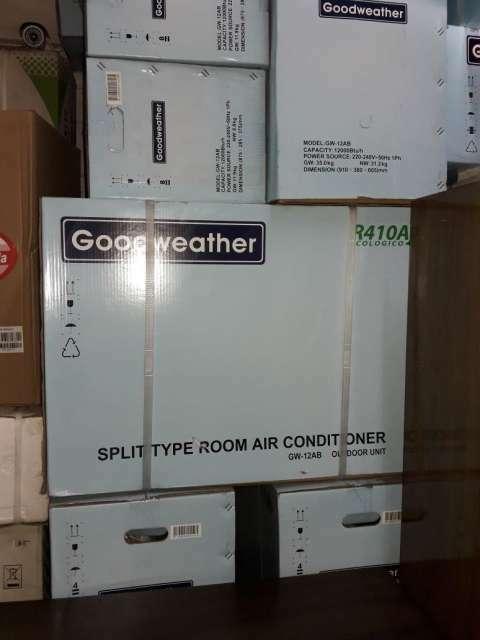 SplitGoodweather 12.000 btu - 0
