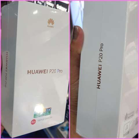Huawei P20 Pro de 128 gb nuevo - 0