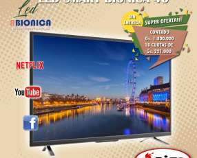 TV LED Smart Bionica 40 pulgadas