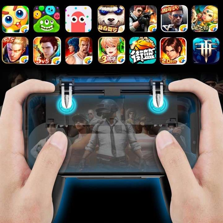 Gamepad par Free Fire - PUBG - Fornite - 5