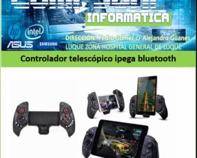 Controlador telescópico ipega bluetooth