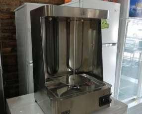 Máquina para lomito árabe eléctrico