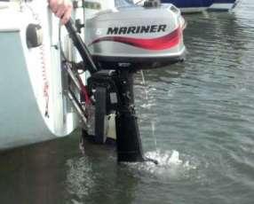 Motor Mariner 5hp