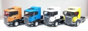 Colección camiones variados scala 1/32