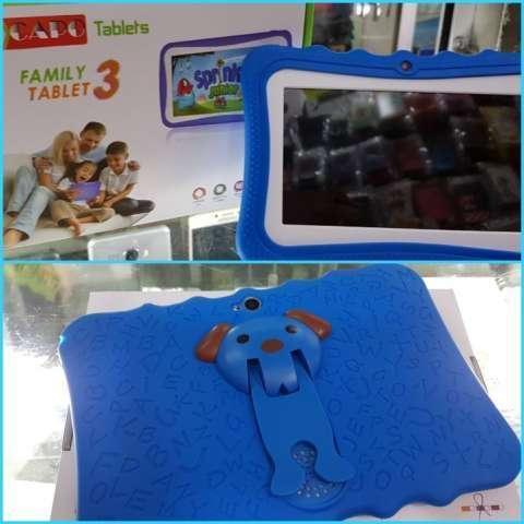 Tablet Family azul wifi y funda personalizada nuevo - 0