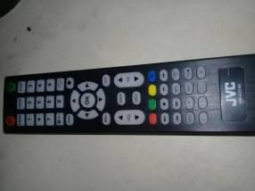 Reparación de control remoto de Televisor JVC