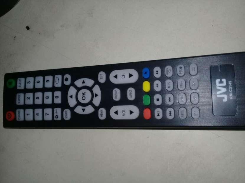 Reparación de control remoto de Televisor JVC - 0