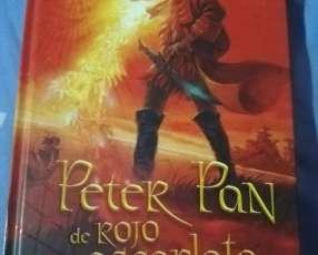Libro Peter Pan de Rojo Escarlata