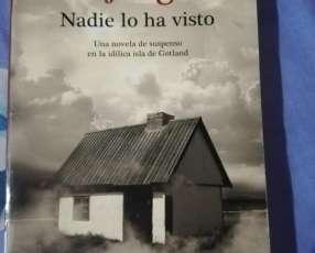 Libro Nadie lo ha visto y Nadie lo conoce