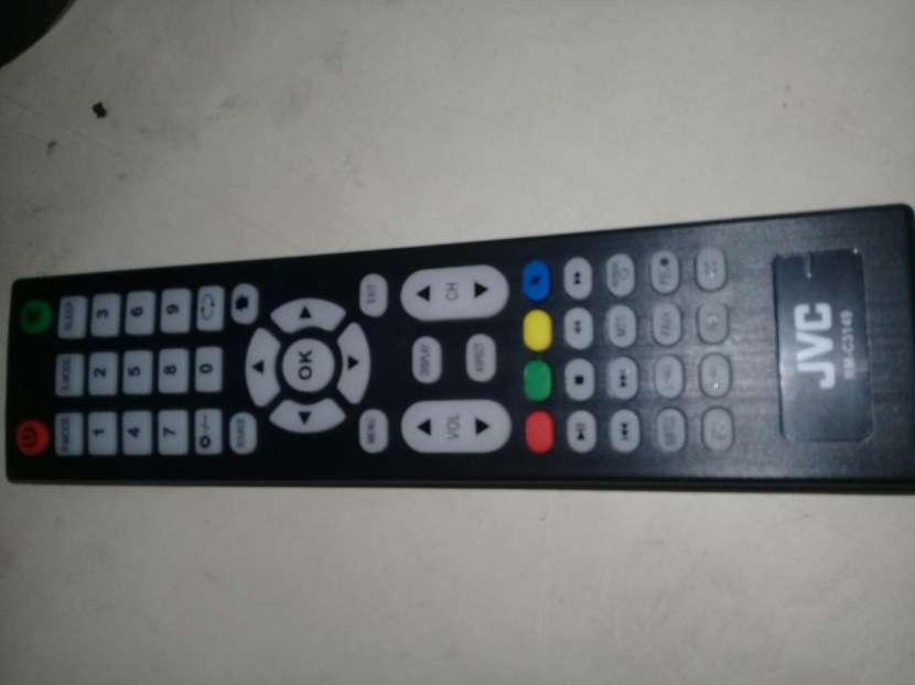 Reparación de control remoto de Televisor JVC - 1
