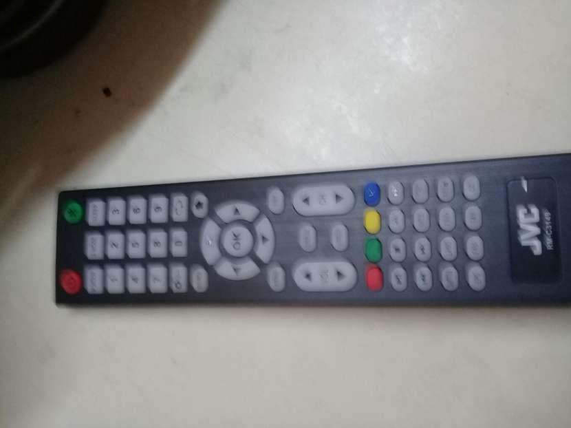 Reparación de control remoto de Televisor JVC - 2