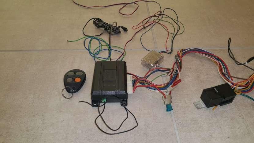 Kit de alarma para auto Viper 500 ESP - 0