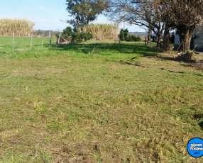 Terreno en Arroyos y Esteros cercanías de Río Yhaguy