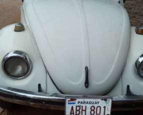VW Escarabajo 1985 motor 1300 naftero