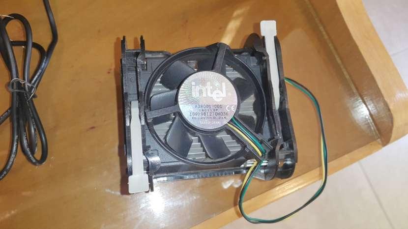 Cooler para CPU Pentium 4 Socket 478 - 2