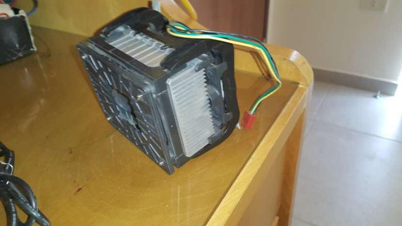 Cooler para CPU Pentium 4 Socket 478 - 1