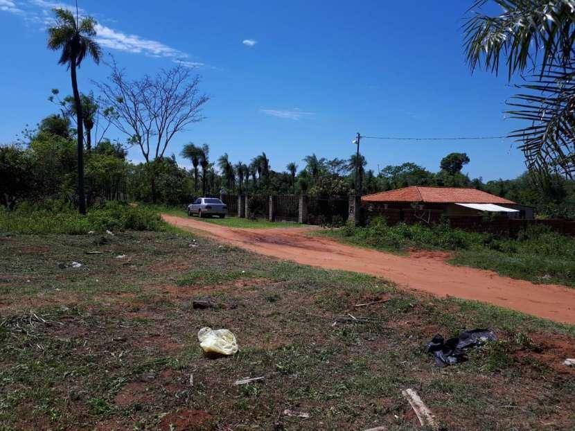 Terrenos en Pindolo Areguá