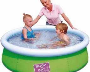 Piscina Bestway 57241 borde inflable 477 litros