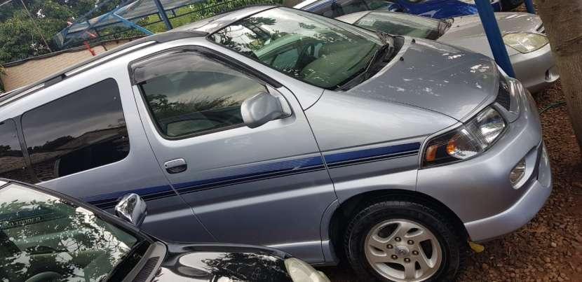 Toyota regius 1998 4x2