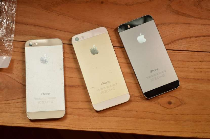IPhone 5S - 0
