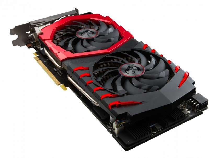 Tarjeta gráfica MSI GE FORCE 8 GB DDR5 1070 TI