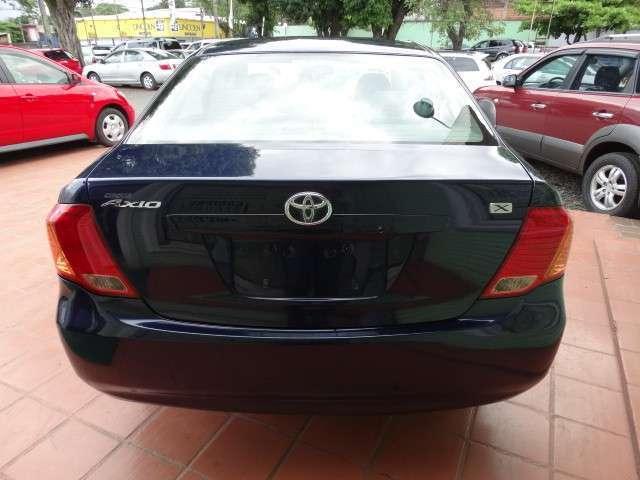 Toyota Axio 2007 - 2