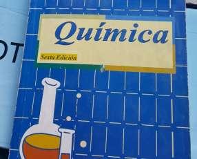Libro de Química Elizabeth María Alfonso 6ta Edición